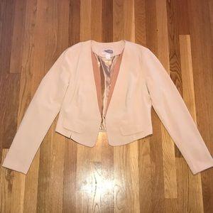 Tan Forever 21 blazer, size large